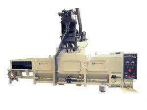 BFCLP-XL Flow Thru Cylinder Blaster