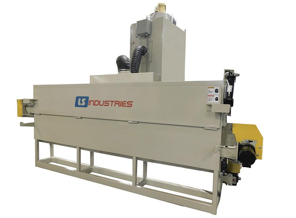 OD ID Pipe Blaster - LS Industries
