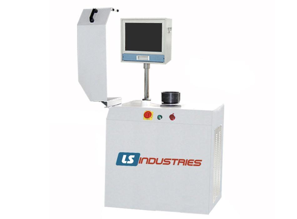 XLX V Balancer Industrial Balancing machine made in USA at LS Industries