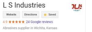 LS Industries Google Reviews